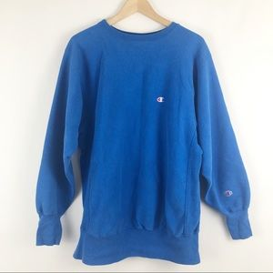 Vintage 90s Champion Reverse Weave Sweatshirt XL